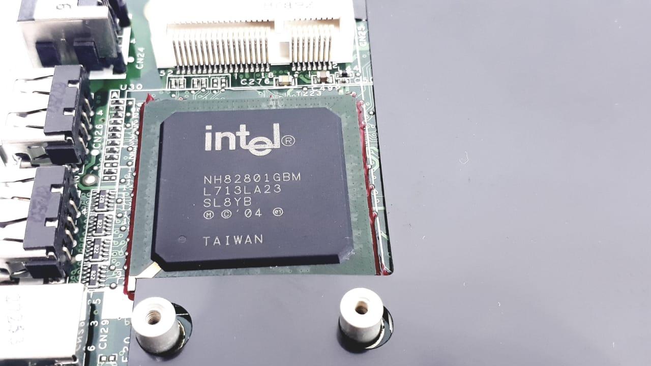 Placa Mãe Para Notebook Sti Toshiba Is1253 - Nova