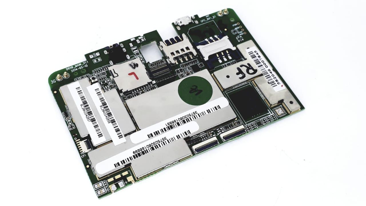 Placa Mãe para Tablet da marca Semp Toshiba modelo TA0708G Original