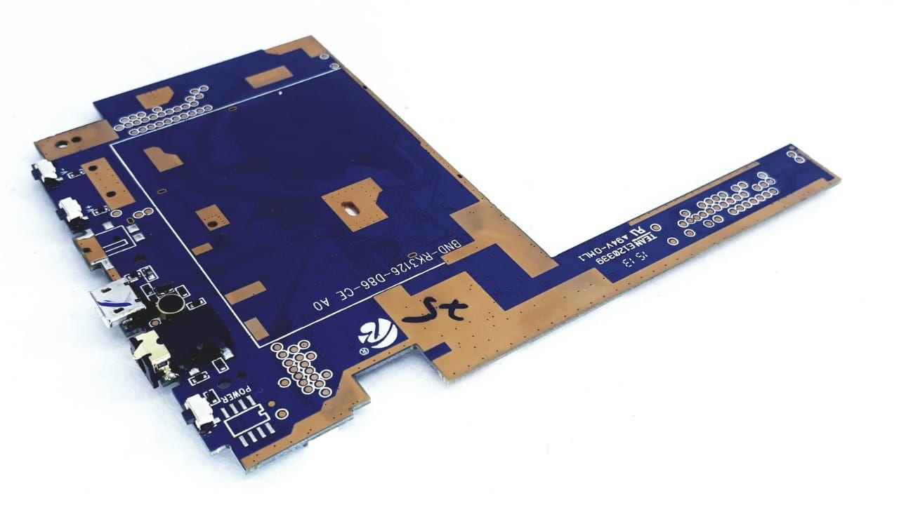 Placa mãe para Tablet da marca Semp Toshiba TA0761W  IMC  BND-RK3126-D86-CE AO