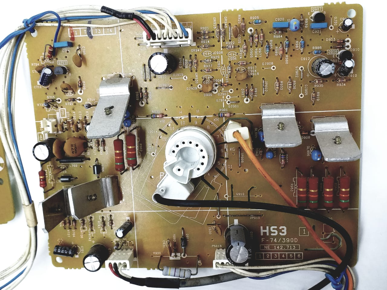 Placa para TV 29 polegadas de Tubo 2958GFS-5 LEM7/FS2A/FS5