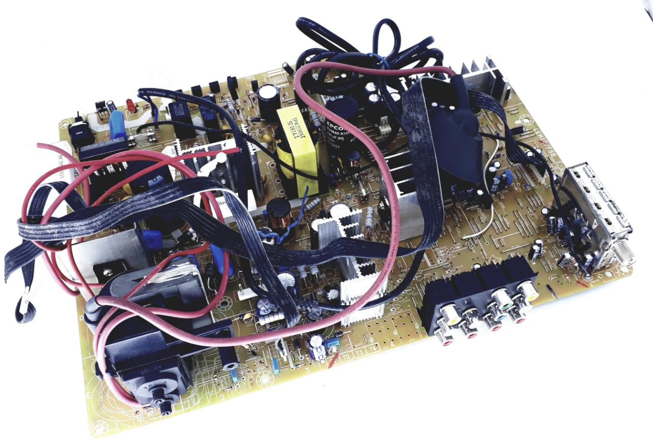 Placa para TV de Tubo 2916 (N) MS LEM10 da marca Semp Toshiba