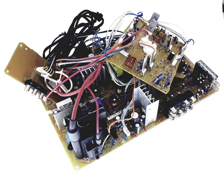 Placa para TV  de Tubo modelo TV 2921 G FS5 da marca Semp Toshiba