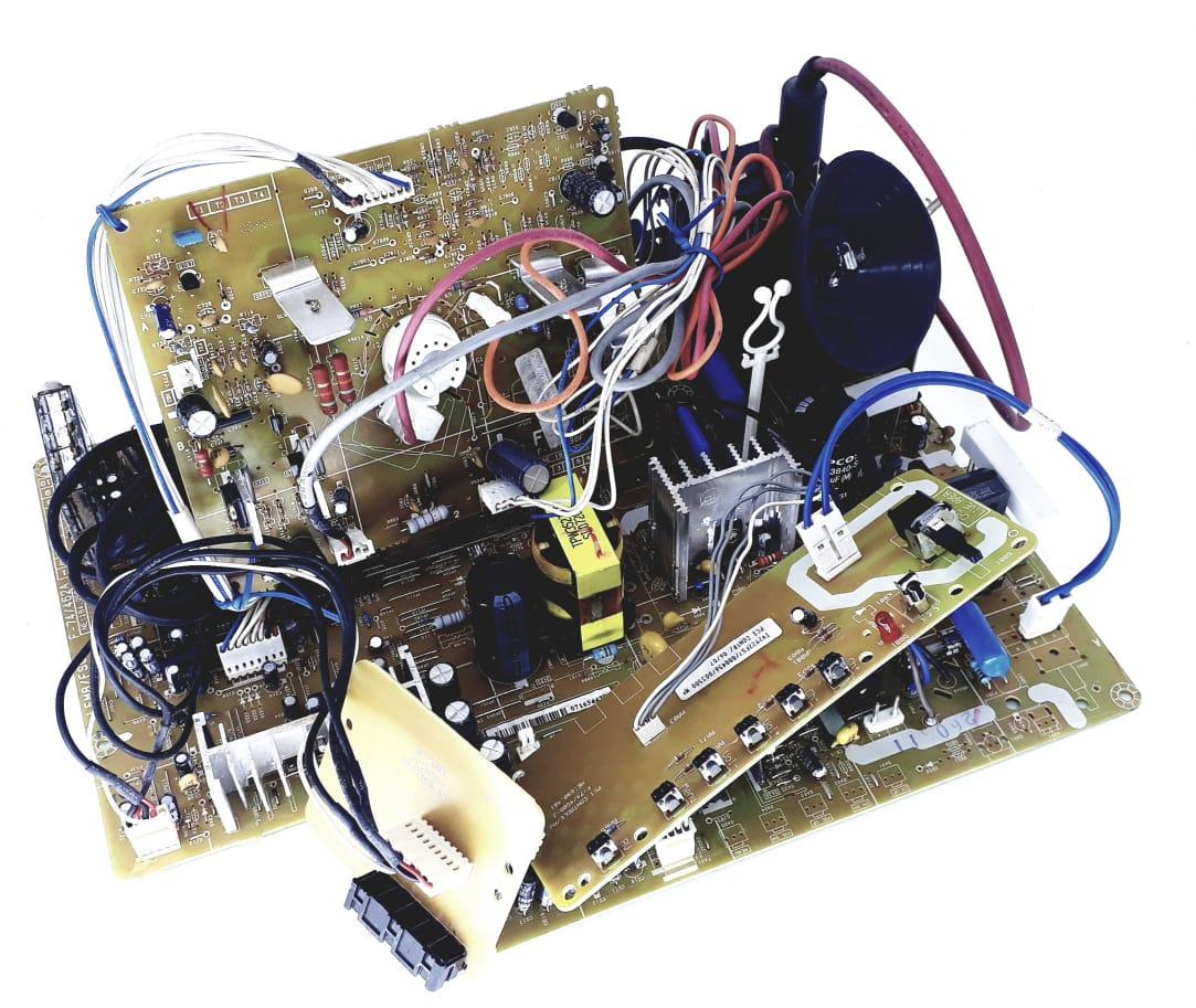Placa para TV  de Tubo modelo TV 2922 2958 (H)FS FS6  LEM8 da marca Semp Toshiba