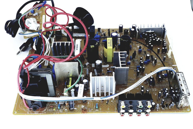 Placa para TV de Tubo Ultra Slim Modelo 2177 da marca Semp Toshiba  de 21 polegadas