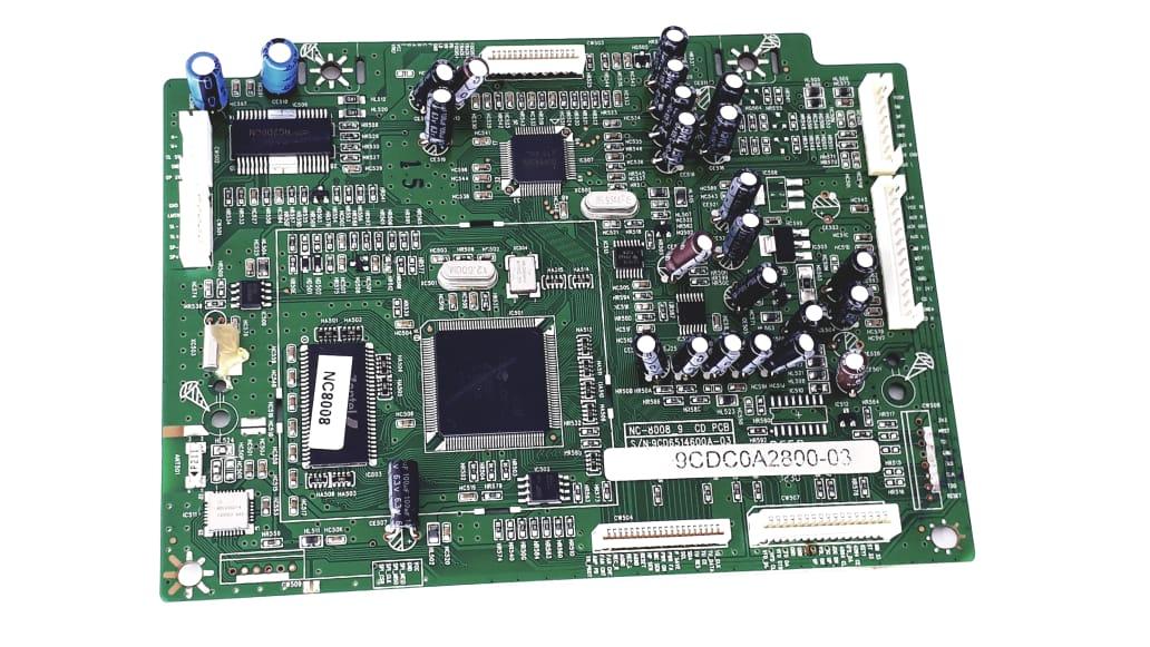 Placa principal para Aparelho da Semp Toshiba modelo CD7945 R1018