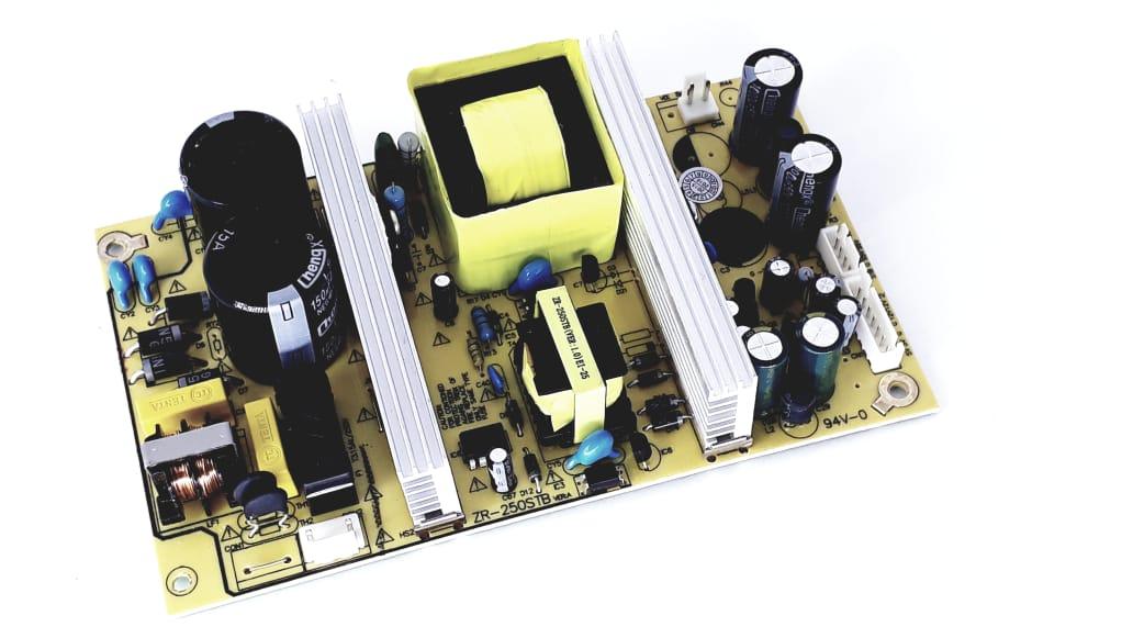 Placa da fonte para Aparelho Home Theater  da Semp Toshiba modelo XB4351