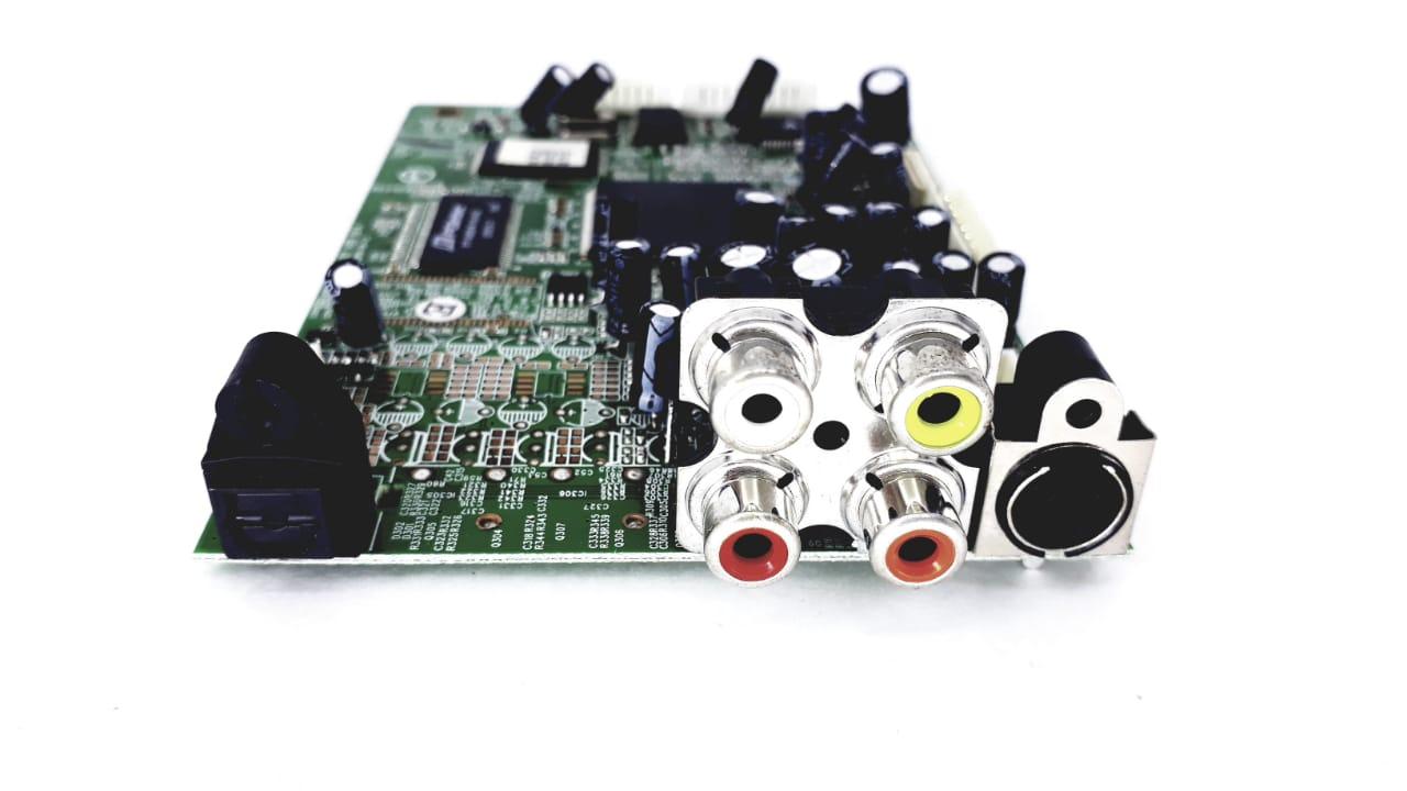 Placa principal para aparelho de DVD da Marca Semp Toshiba modelo  Dvd SD7080 SS