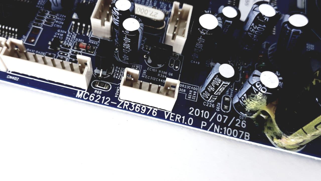 Placa principal para aparelho de DVD da Marca Semp Toshiba modelo  Dvd SD8072HD