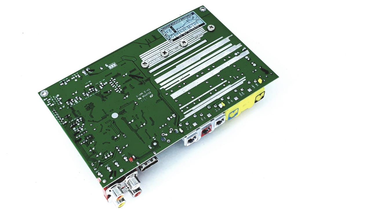 Placa principal para Aparelho de Home Theater modelo XB4351 IMC e XB4351 MP   da marca Semp Toshiba