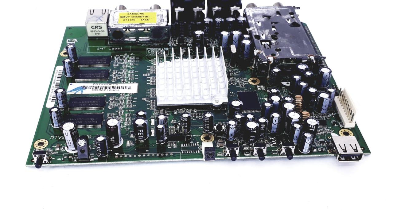 Placa principal para Conversor Digital da Marca Semp Toshiba modelo  DC2007