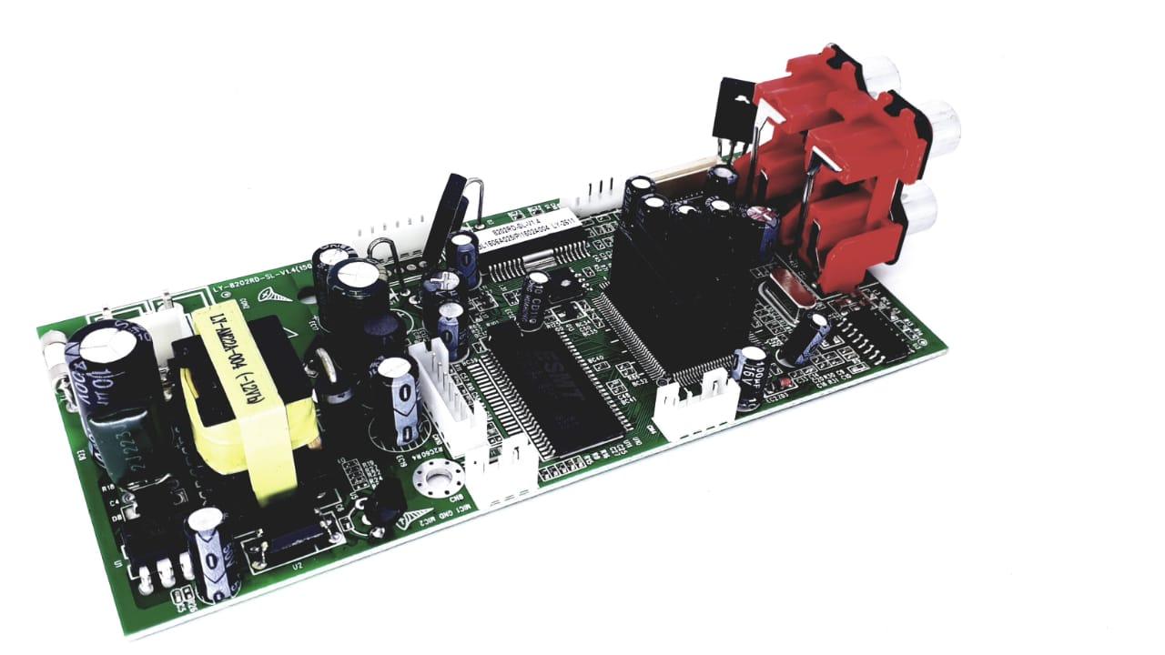 Placa principal para DVD da Marca Semp Toshiba modelo SD5093VK