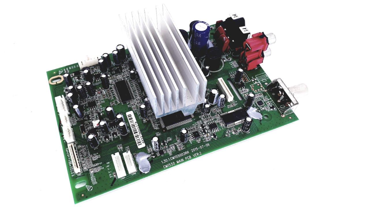 Placa principal para Micro System da marca  Semp Toshiba de modelo MS9125