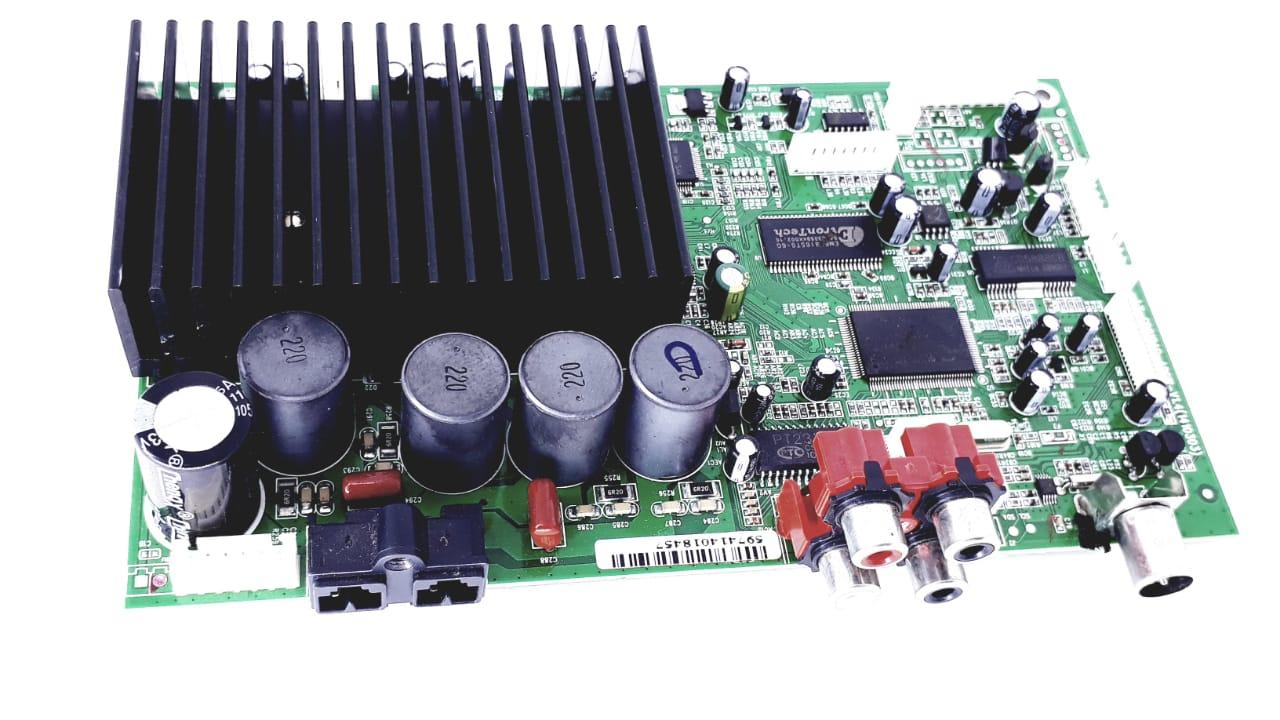 Placa Principal para Micro System da marca Semp Toshiba modelo MS9050-IMC