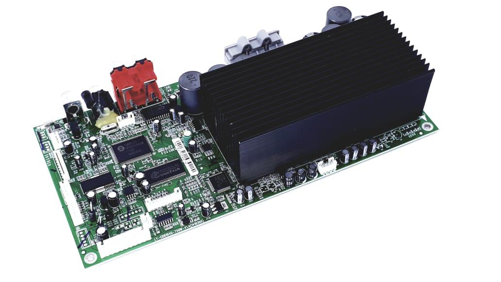 Placa principal para Micro System da marca Semp Toshiba Modelo MS9090 Original