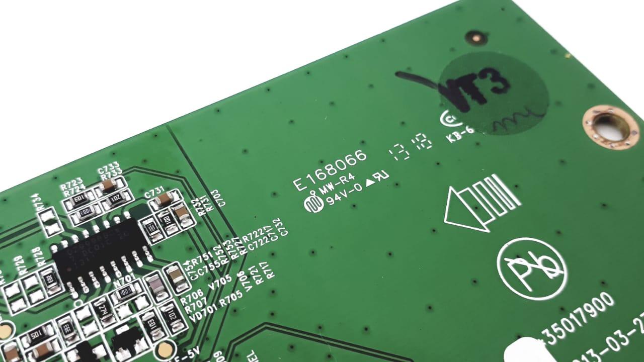 Placa principal para Tv da Marca Semp Toshiba modelo  2134(C) de 21 polegadas tela plana de tubo