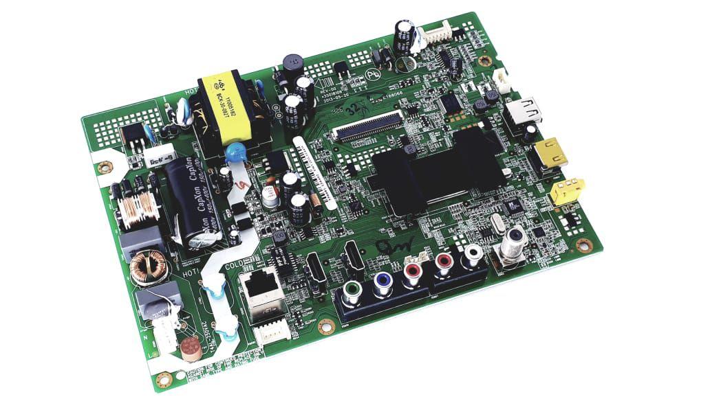 Placa Principal para TV da marca Semp Toshiba modelo Dl3244(A)W  de 32 polegadas