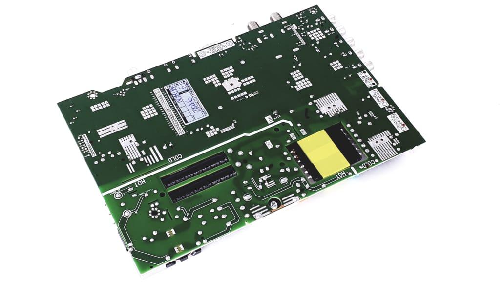 Placa Principal para TV da marca Semp Toshiba modelo Dl4077I(A) IMC de 40 polegadas