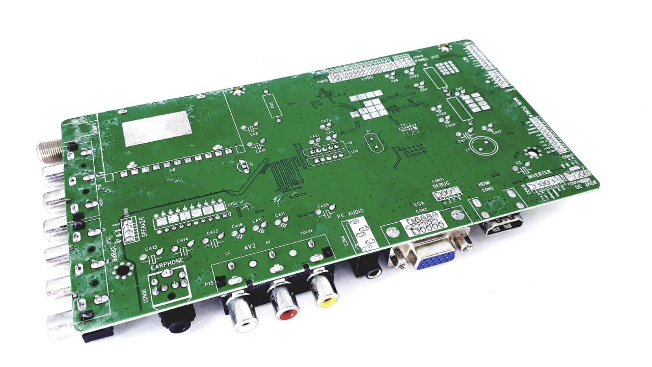 Placa principal para Tv da Marca Semp Toshiba modelo  LE1950(A)W