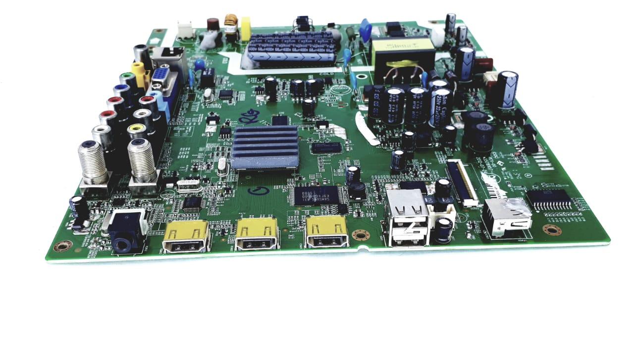 Placa Principal para TV da marca Semp Toshiba modelo LE4057I (C) Painel V2 de 40 polegadas