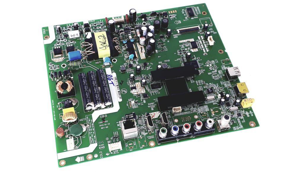 Placa principal para Tv da Marca Semp Toshiba modelo  LE4058(C) de 40 polegadas