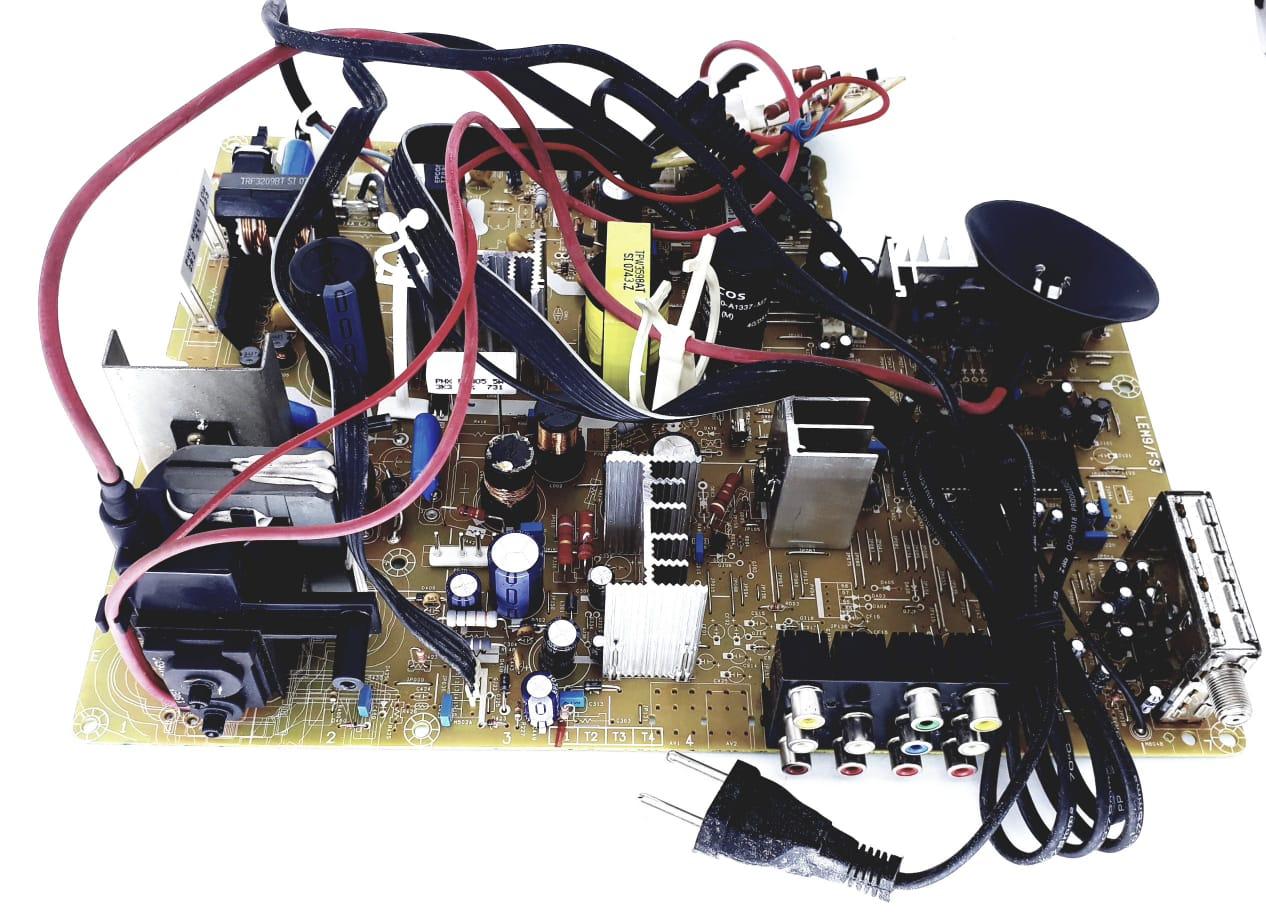 Placa principal para Tv de tubo da Marca Semp Toshiba modelo  TV 2988 -LEM9 FS7