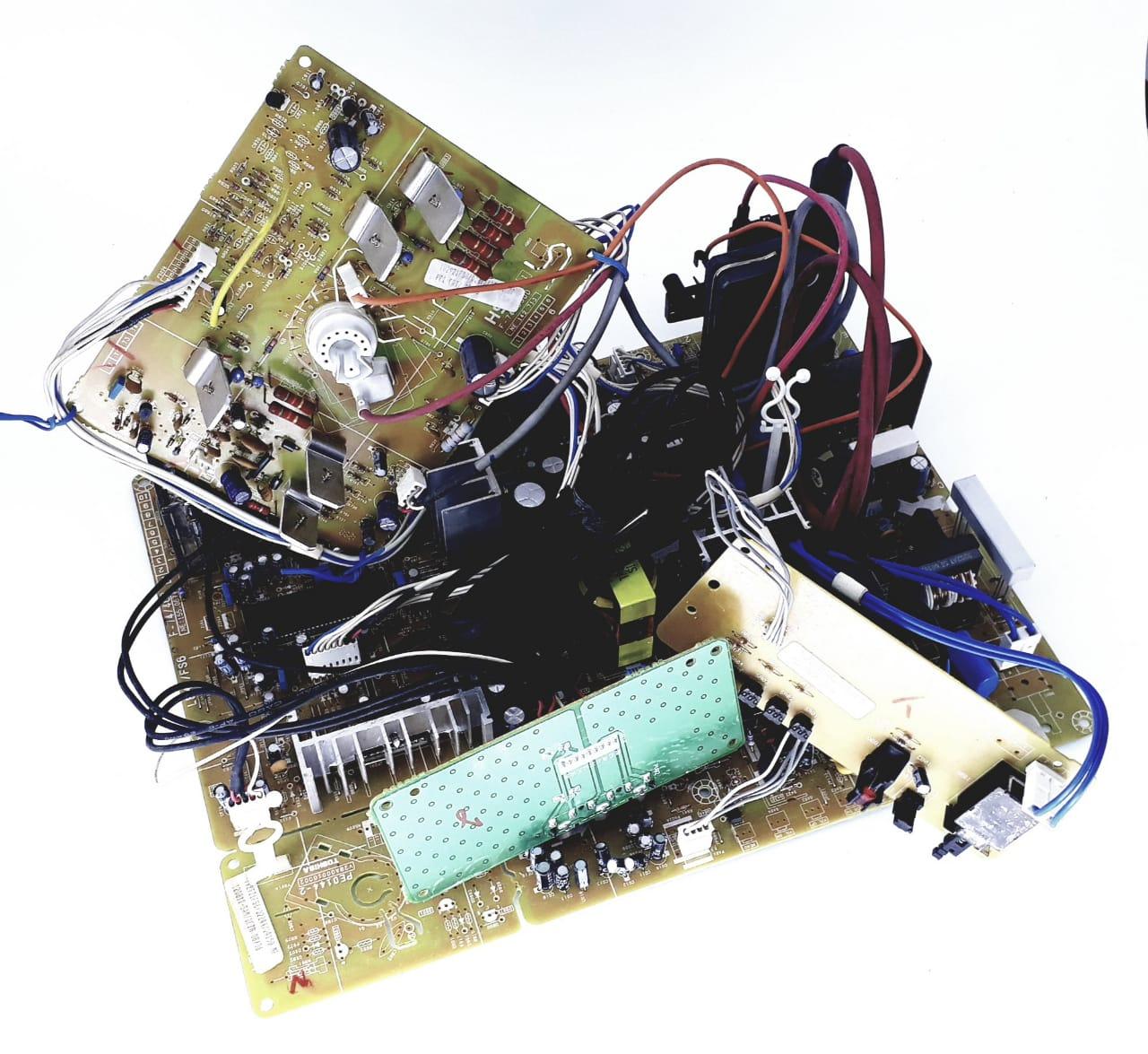 Placa principal para TV  de Tubo modelo TV 2921 SS/SS FS6 da marca Semp Toshiba