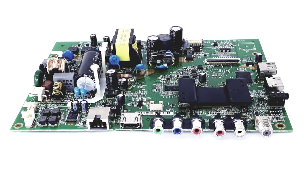 Placa Principal para TV LED 40L2500 da marca Semp Toshiba 40 polegadas Original