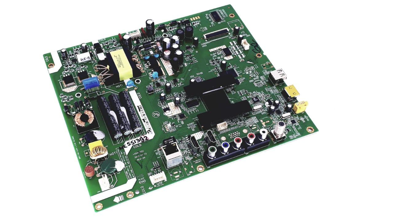 Placa Principal Para Tv modelo Le4058(C) REV.00 da marca Semp Toshiba