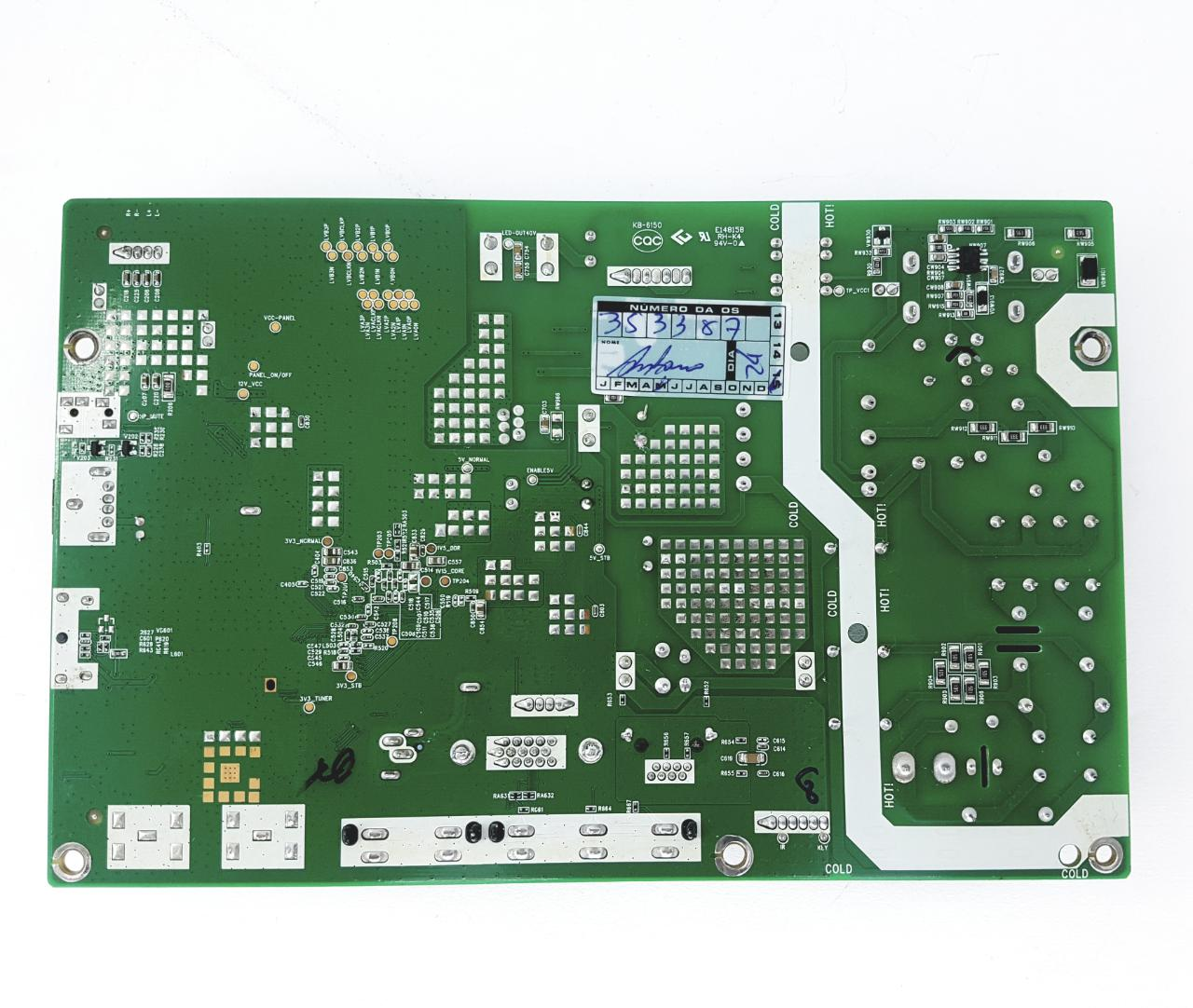Placa Principal Toshiba LE2445I (A)