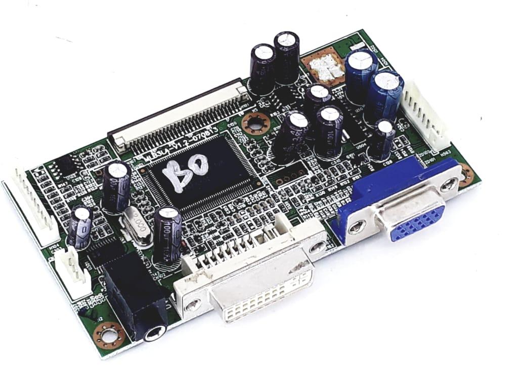 Placa Sinal Monitor Semp Toshiba Mlc 1931w Nova