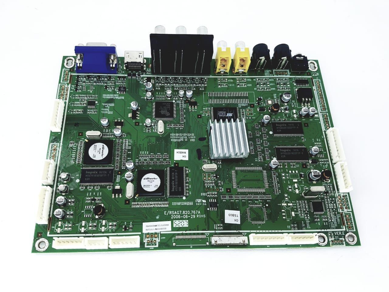Placa Sinal Para Tv Plasma 50 polegadas Semp Toshiba Pl5040