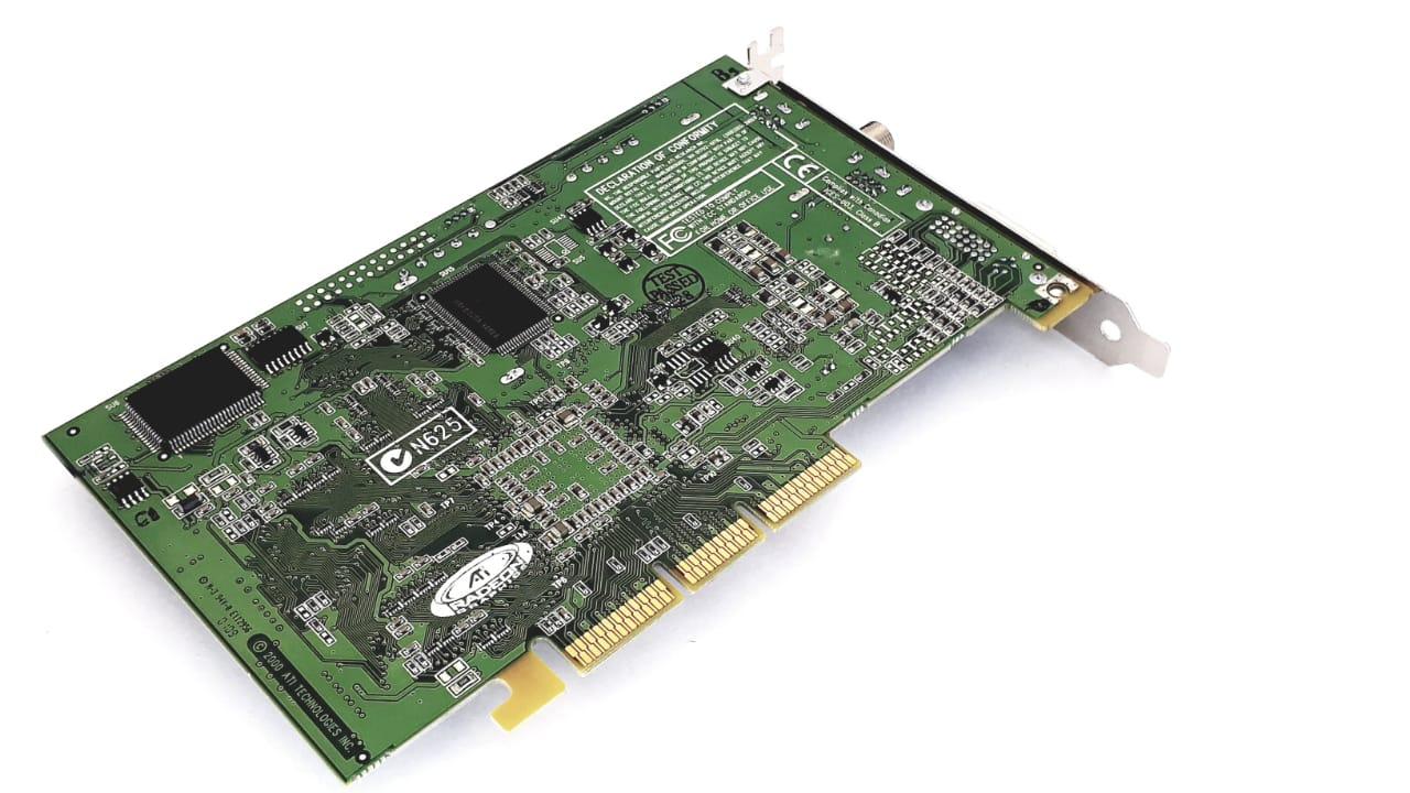 Placa Vídeo Radeon 32m N625 Nova 109-73700-30