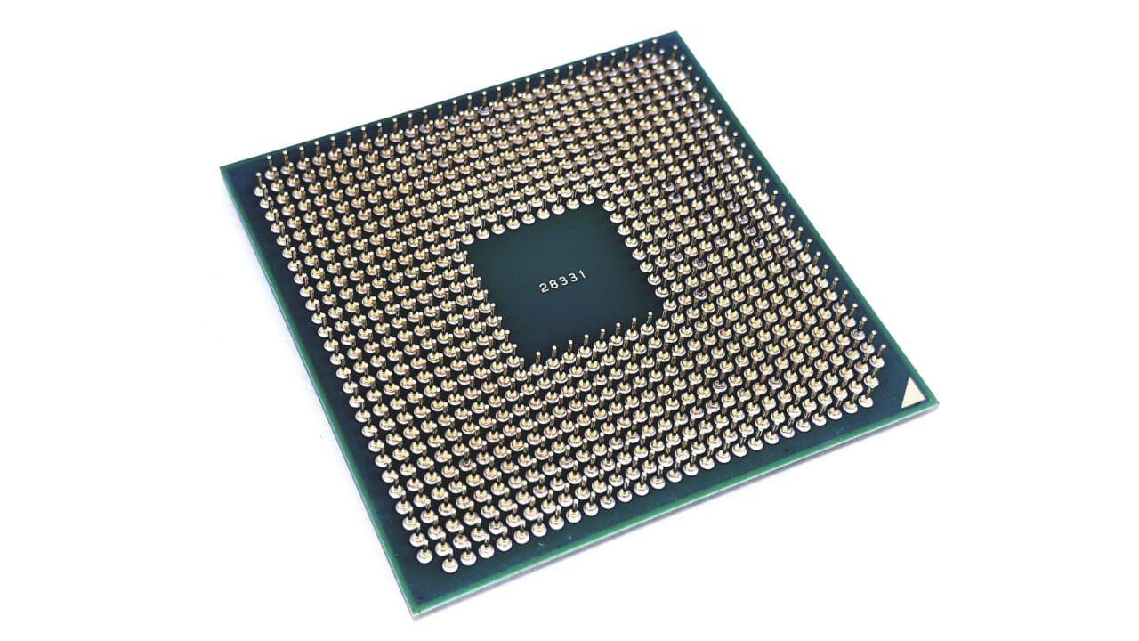 Processador Amd Turion 64 Mt-3 206 1m 754 Tra Novo