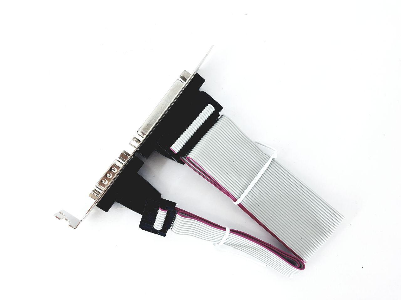 Rabicho Perfil Alto impressora + paralelo  Novo