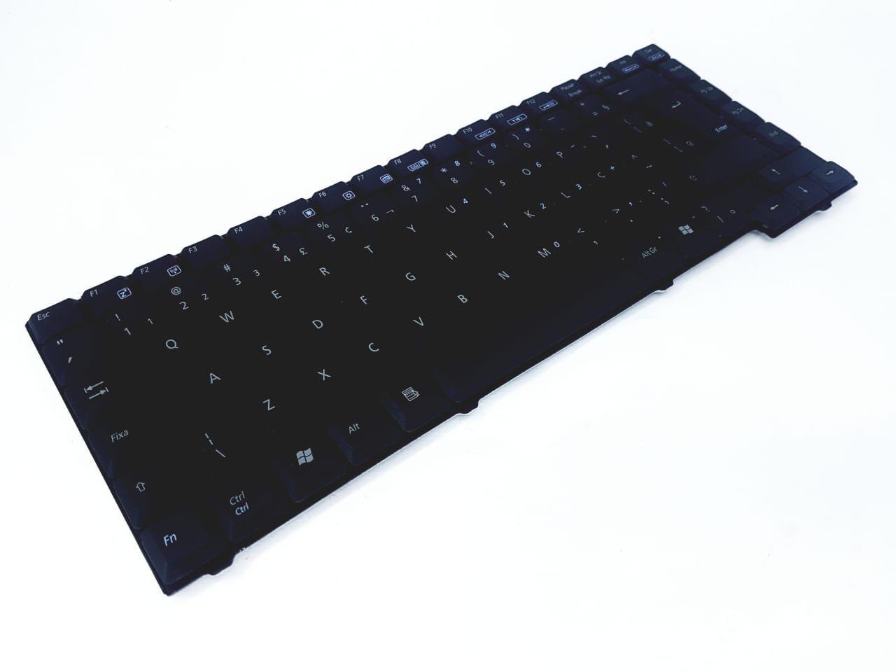 Teclado Asus A9t Z94 X50 X51 Philco Phn15145 V011162ck1 Br Ç
