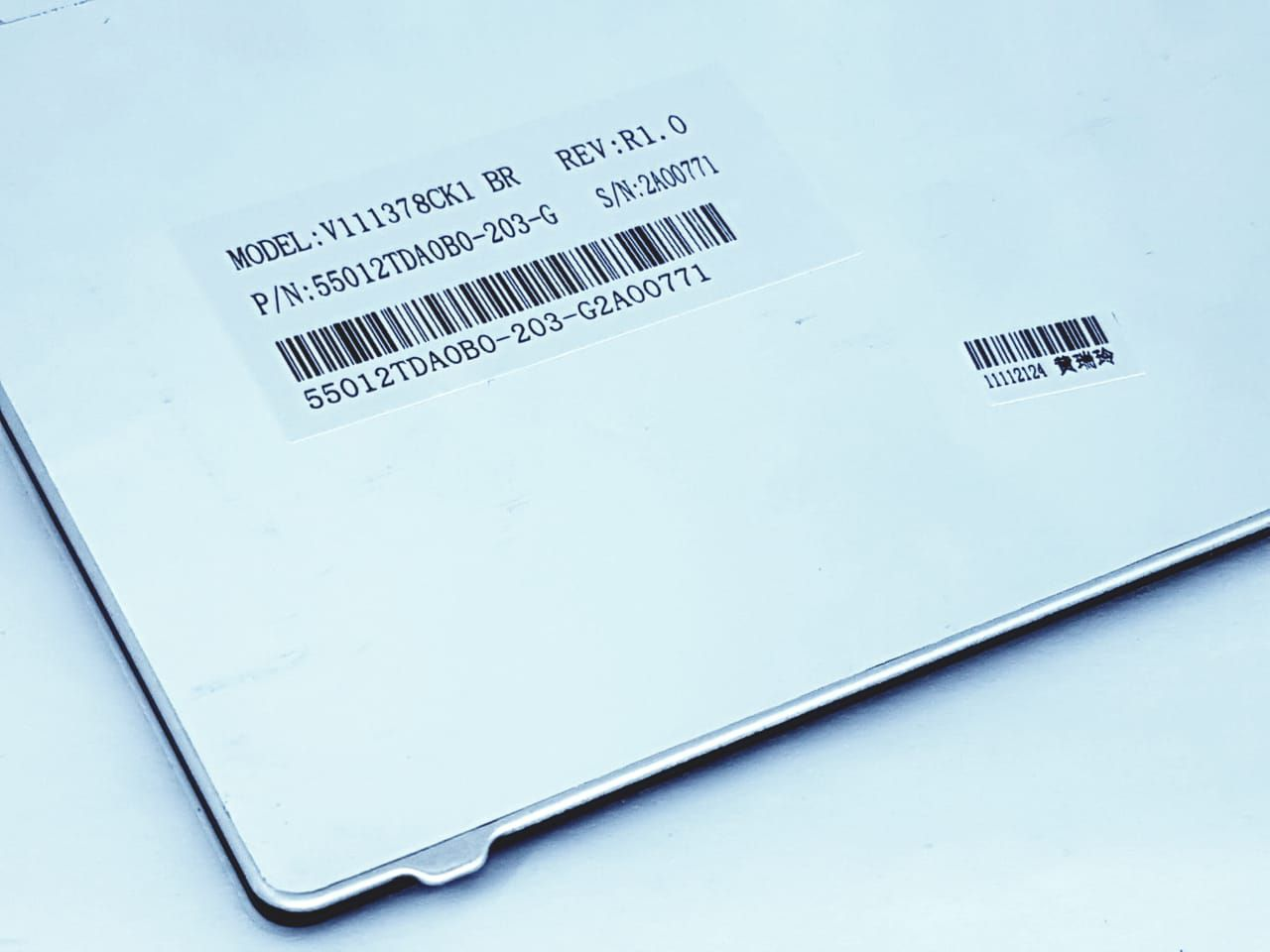 Teclado para notebook 1405 1406 V111378CK1-BR novo