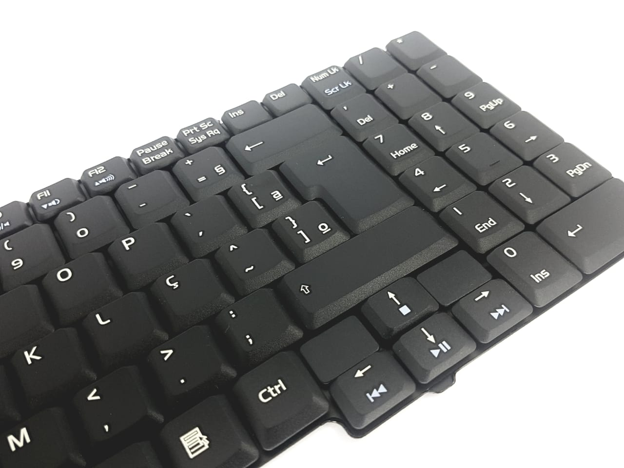 Teclado Para Notebook Philco Pn Mp-03756pa-528b Phn15 com Ç