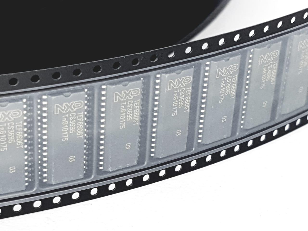 Tef 6606t V.5 Circuito Integrado Tef 6606t NXP