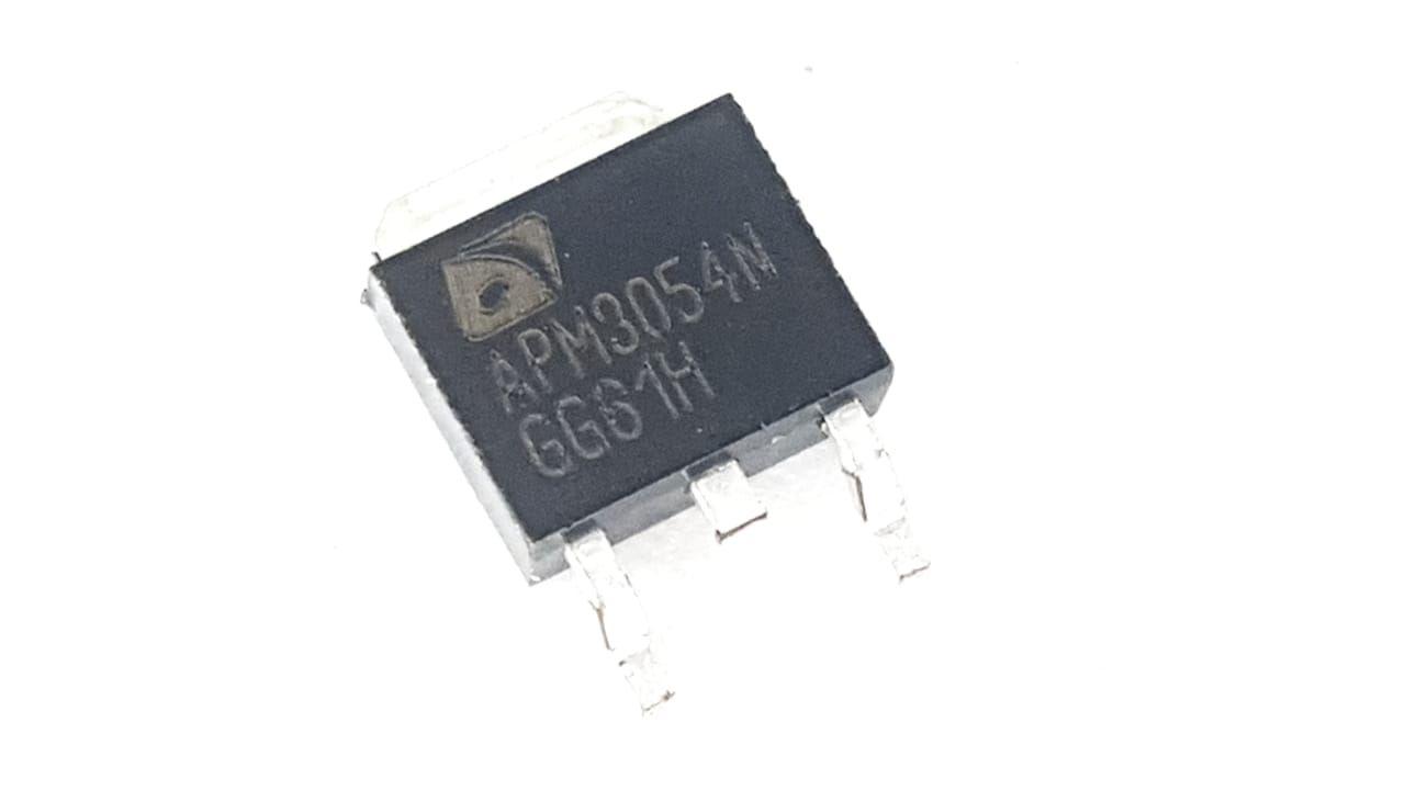 Transistor Mosfet Apm-3054n - 3054 Novo