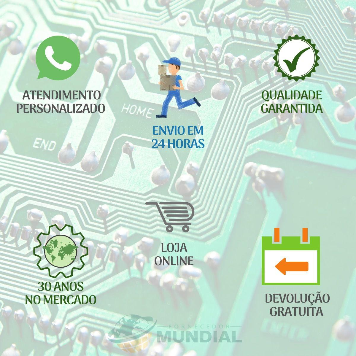 Transistor Smd Fds8672s 8672 Eletro Peça Aparelho Eletrônico