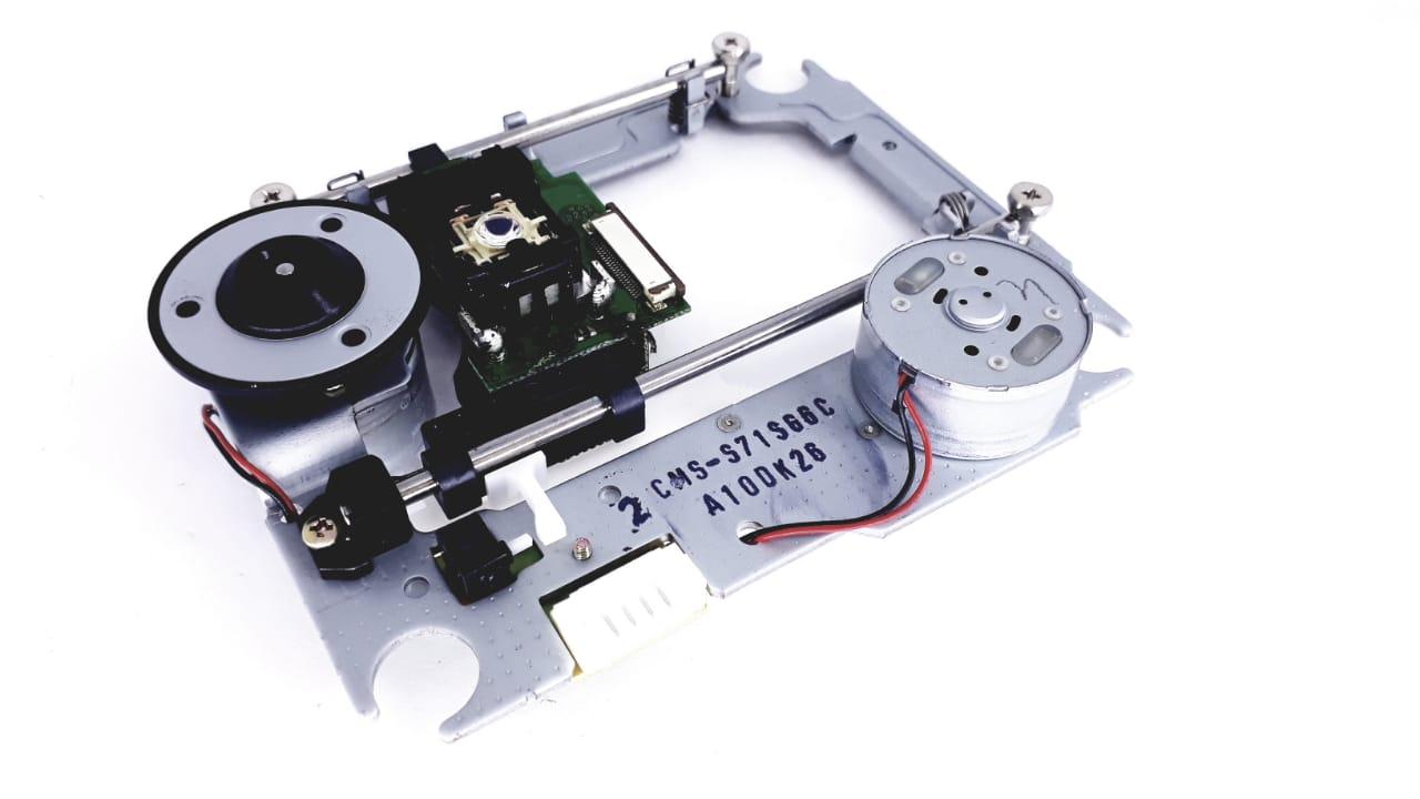 Unidade Ótica Com Mecânica Dl3c Mecânismo Cms-s71s66c