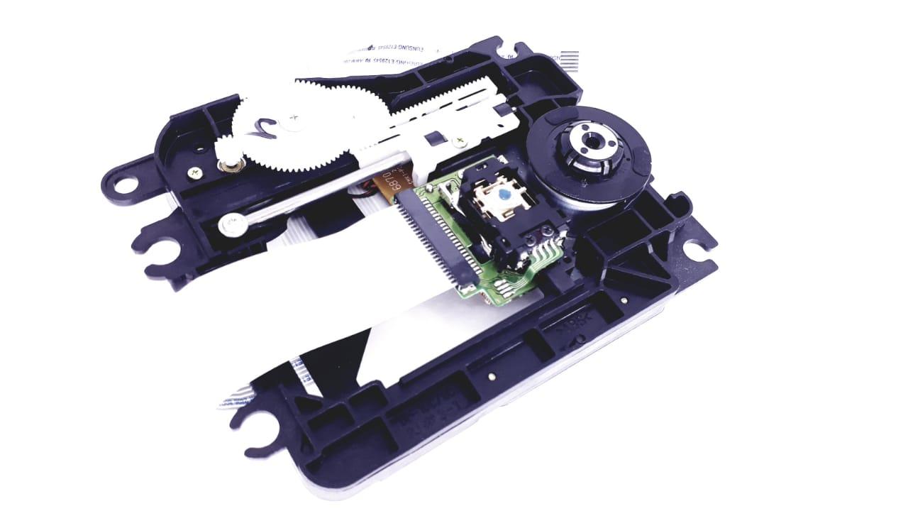 Unidade Ótica Com Mecânica Dl3eg Dvd Sd7063slx com Mecanismo