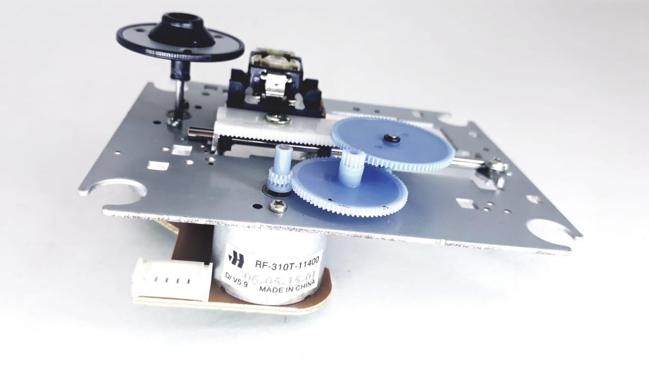 Unidade Ótica Com Mecânica Leitor OPC-A15-2 Semp Toshiba Tr 7045