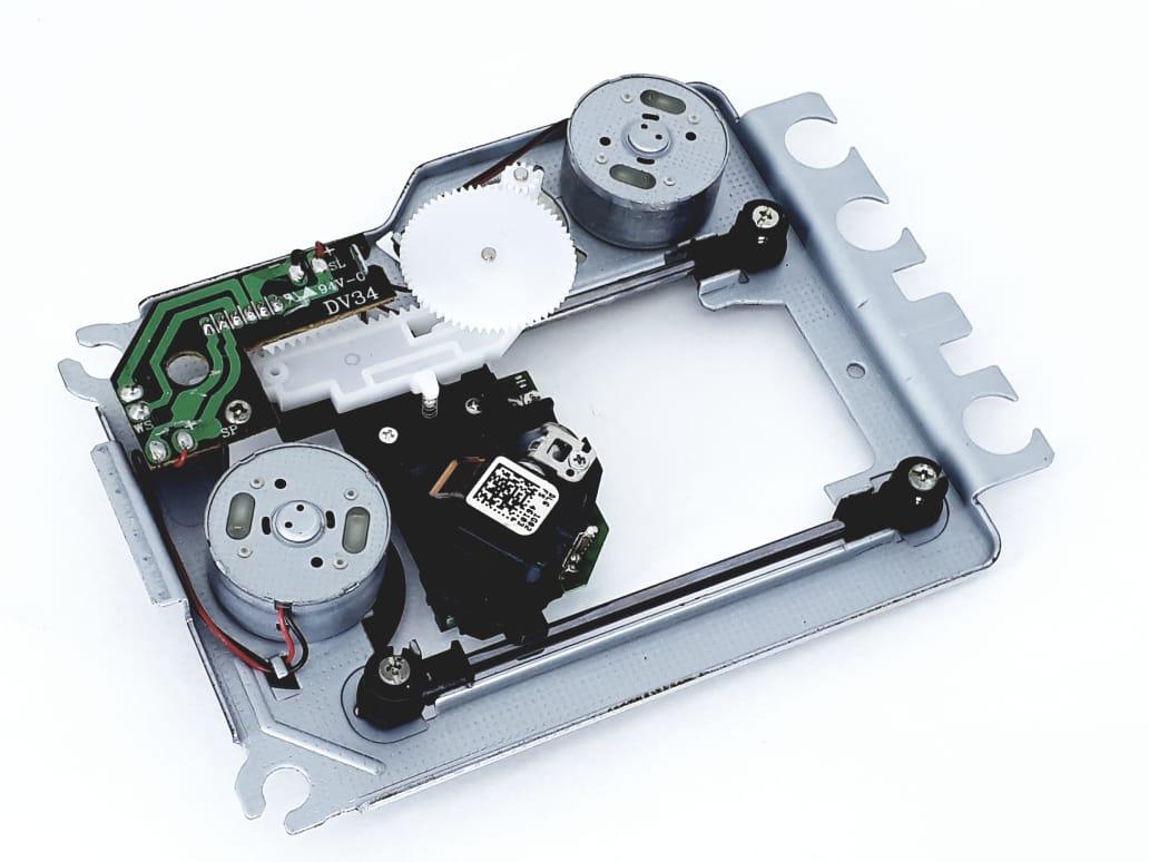 Unidade Ótica Dl6 1g02 Semp Toshiba Mc 753dvd Mecânica