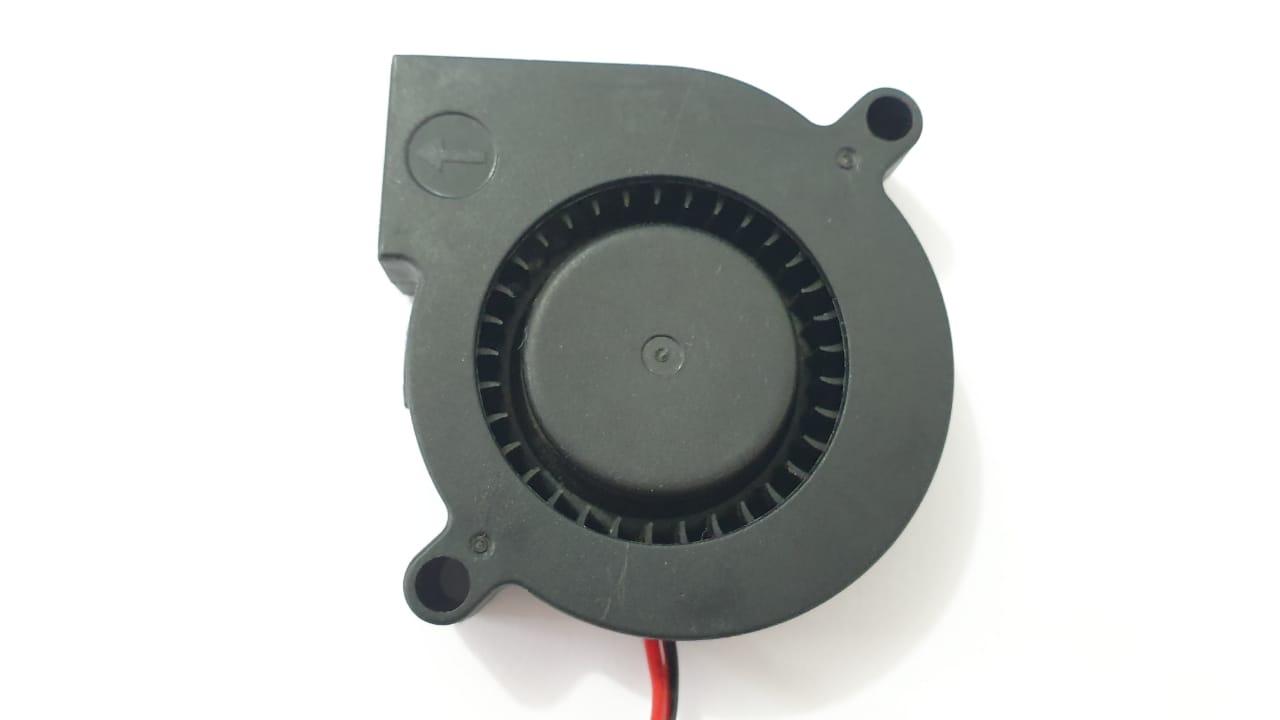 Ventilador purificador  cooler 5015S 12 v 0,6 A 3000PRM