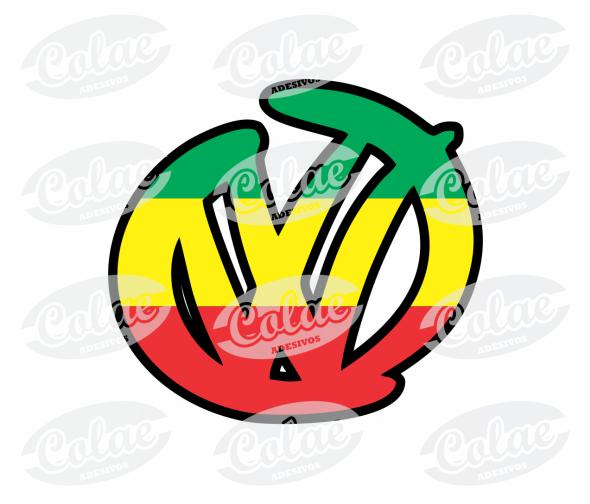 Volks Racing Reggae 12x11cm