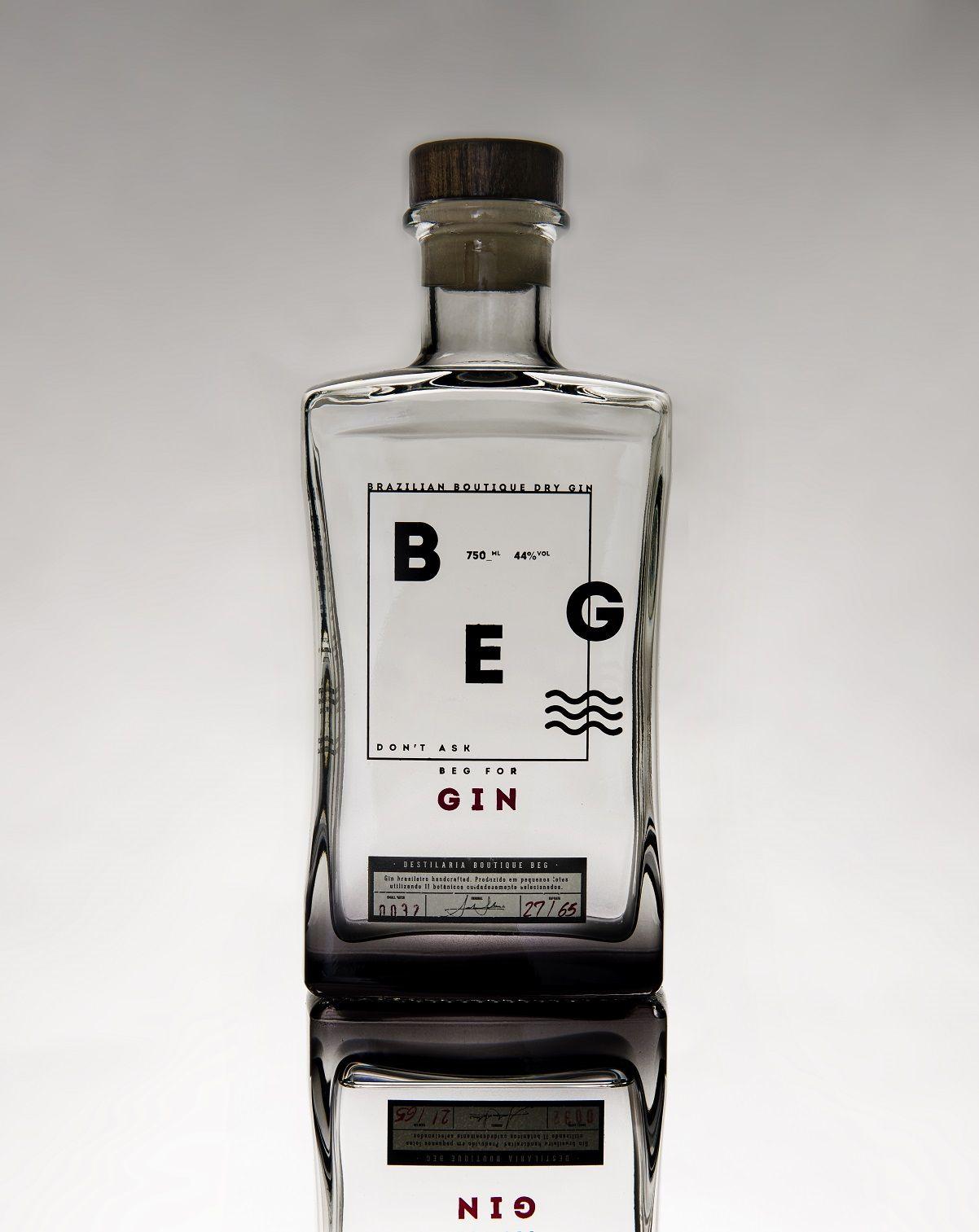 BEG Gin - 750 ml