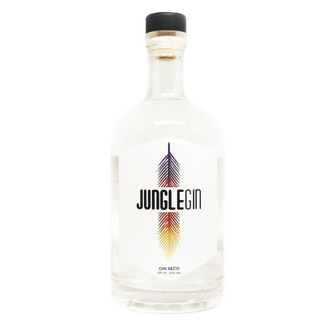 Jungle Gin - 375 ml