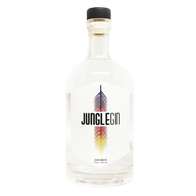 Jungle Gin - 750 ml