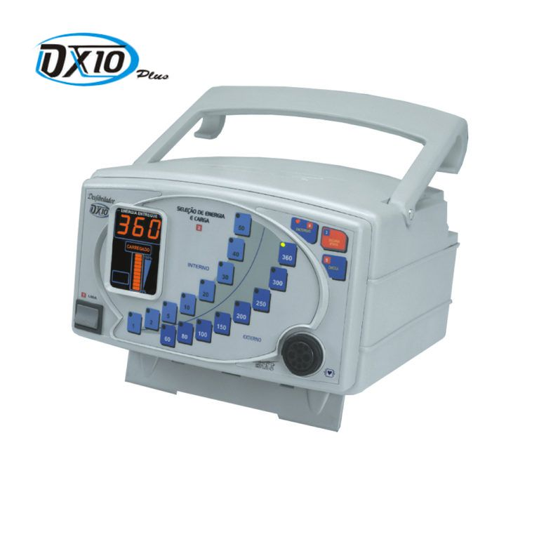 Desfibrilador - DX10 Plus - EMAI